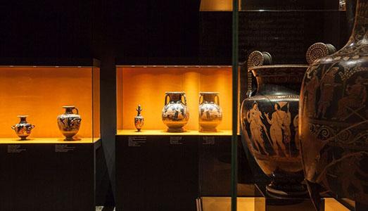 Fino al 10.I.2019 | La seduzione. Mito e arte nell'antica Grecia | Gallerie D'Italia, Vicenza