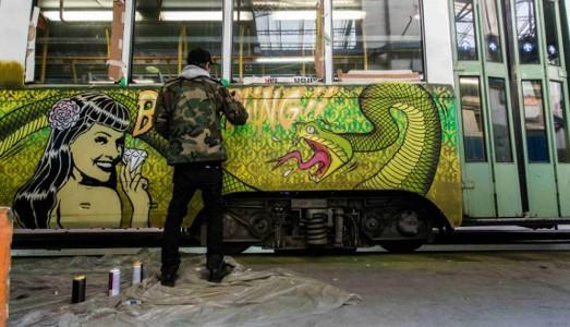 Fino al 10.I.2015 | Tracks, Linguaggi di arte urbana | Macro, Roma