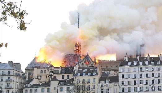 Notre-Dame tornerà uguale a com'era