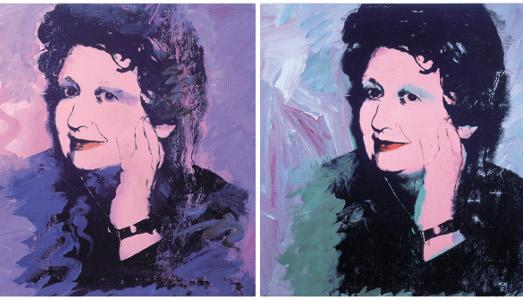 La collezione di Ileana Sonnabend in vendita