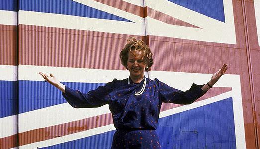 Il sold out della Thatcher