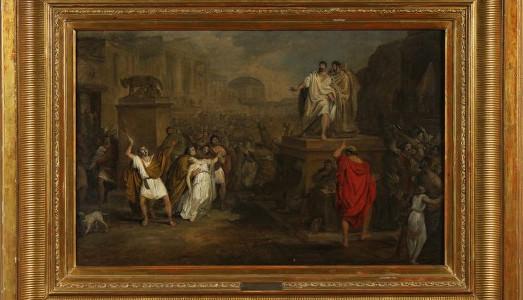 Il buon momento dell'arte antica