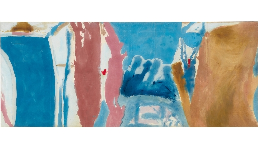 Fino al 17.XI.2019 | Helen Frankenthaler, Pittura/Panorama | Museo Palazzo Grimani, Venezia