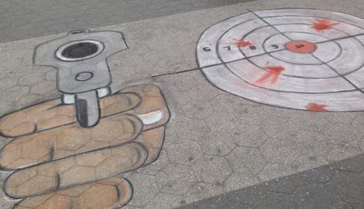 Le proteste degli artisti