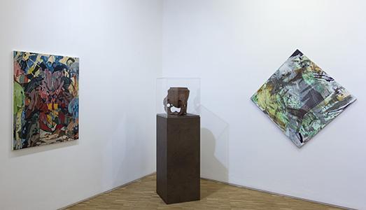 Fino al 30.VI.2017 | Il Paesaggio invisibile | Galleria Raucci/Santamaria, Napoli