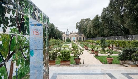 Fino al 7.VII.2019 | Bird Cage, A Temporary Shelter. Zhang Enli | Galleria Borghese, Roma