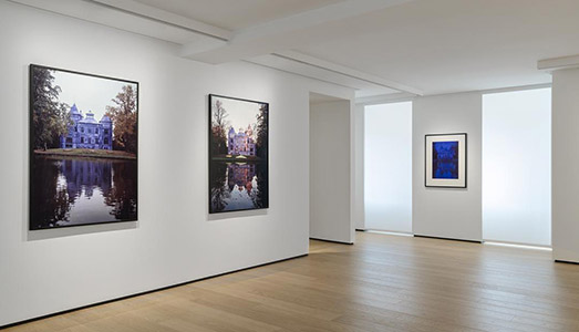 I Castelli nell'Ora Blu di Jan Fabre in mostra a Milano