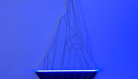 Fino all'8.I.2019 | Daniele Salvalai, Distopia di un'ascesa | Kyro art gallery, Pietrasanta