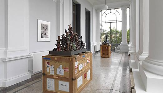 Fino al 22.XII.2018 | Walead Beshty, Aggregato | Thomas Dane Gallery, Napoli
