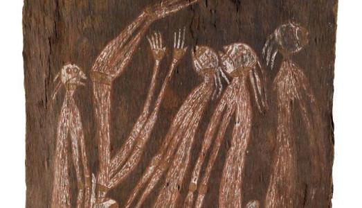 L'Arte Aborigena milionaria