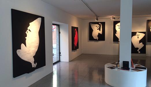 Fino al 27.X.2018   Sergio Ragalzi   MEB Arte Studio, Borgomanero (NO)