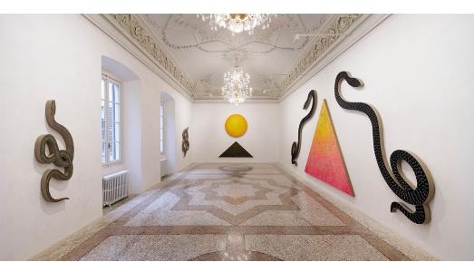 Fino al 18.V.2019 | Jennifer Guidi, Eclipse | Massimo De Carlo, Milano