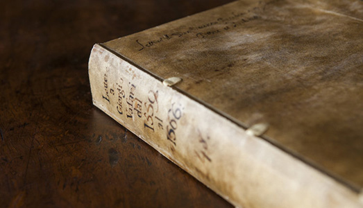 L'esproprio dell'Archivio Vasari |