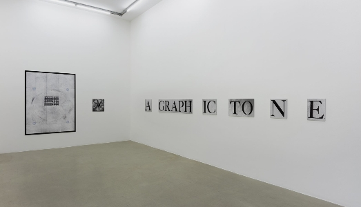 Shannon Ebner, A graphic tone | Kaufmann Repetto, Milano
