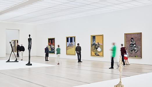 """Alberto Giacometti, """"artistar"""" del 2018"""