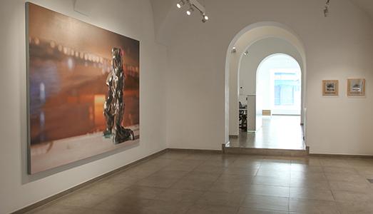 Fino al 14.VII.2018 | Richard Patterson e Ged Quinn | Galleria Mucciaccia, Roma