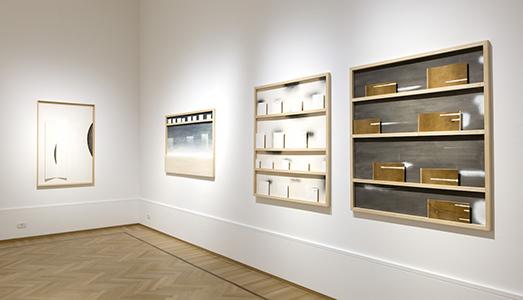 Fino al 30.IX.2018 | Carlo Lorenzetti, Bruno Conte. Realtà in equilibrio | La Galleria Nazionale, Roma