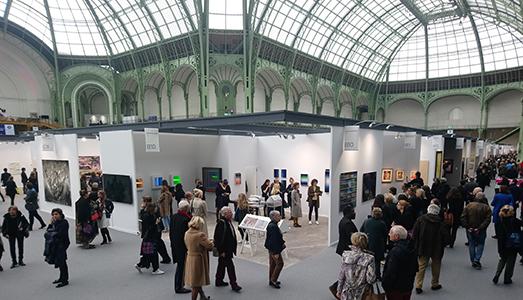 A Parigi l'arte val bene una fiera