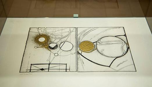 Fino al 25.VI.2017 | Del filo e del segno: Walter Valentini e Giovanni Gaggia | Galleria Bramante, Fermignano