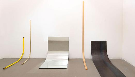 Fino al 20.VII.2018 | Alicja Kwade, Materia, Per Ora | Fondazione Giuliani, Roma