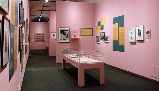 Fino al 14.I.2018 | A Life: Lawrence Ferlinghetti. Beat generation, ribellion, poesia | Museo di Santa Giulia, Brescia
