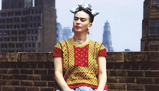 Online su Google, il museo digitale dedicato a Frida Kahlo