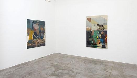 Fino al 16.VI.2018 | Ian Tweedy, My wall | Monitor Gallery, Roma