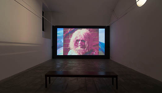 Fino al 21.I.2018 | Nathaniel Mellors, Escape From Neolithic | Monitor Gallery, Roma