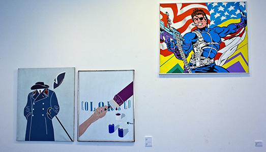 Fino al 20.XII.2018 | Pop art in Italia. Ieri, oggi, domani   | Galleria Paola Verrengia, Salerno