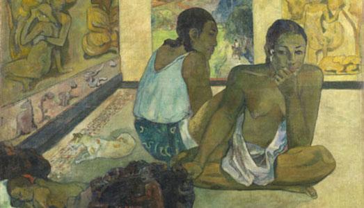 Penn e Gauguin, insieme