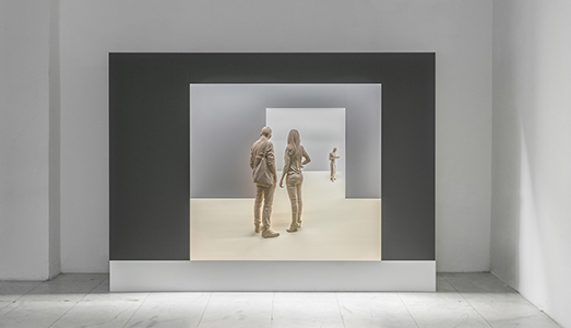Fino al 25.III.2018 | Peter Demetz, The Perception | Triennale di Milano, Milano