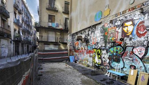 La street art che divide