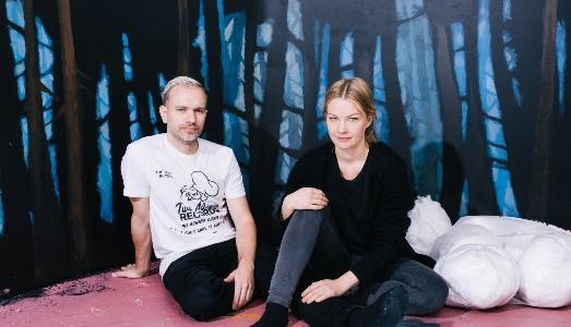 L'INTERVISTA/ NATHALIE DJURBERG E HANS BERG