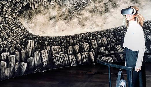 Fino al 10.XII.2017 | Fabio Giampietro e Alessio De Vecchi, Digitra Ii / Hyperplanes | Tra – Treviso Ricerca Arte, Treviso