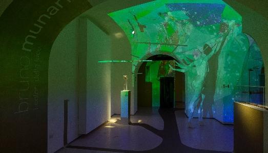 Fino al 20.III.2019 | Bruno Munari. I colori della luce | Fondazione Plart, Napoli