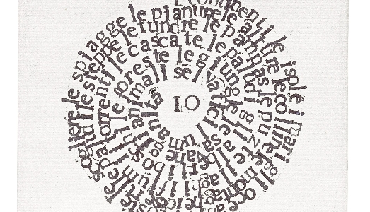Fino al 7.IV.2019 | Parole da vedere, immagini da leggere: Poetic boom boom | Gallerie delle Prigioni, Treviso