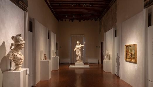 Mito. Dei ed Eroi | Gallerie d'Italia, Palazzo Leoni Montanari, Vicenza