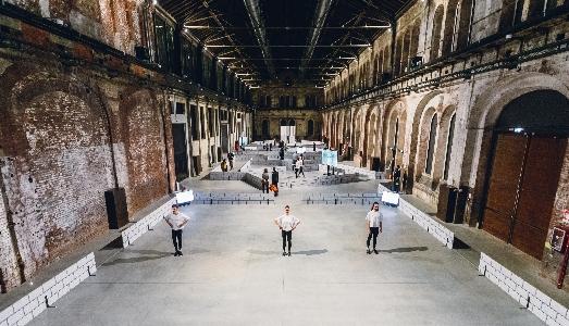 Fino al 9.VI.2019 | Pablo Bronstein, Carousel  | OGR, Torino