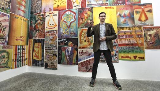 fino al 1.X.2017 | Jacub Julian Ziolkowski – Nasellini | MAN, Nuoro