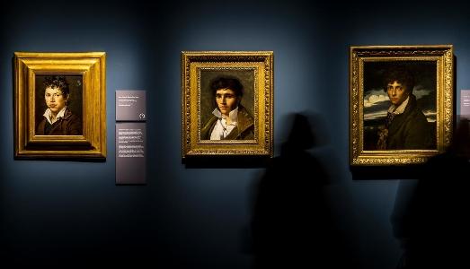 Fino al 23.VI.2019  | Jean Auguste Dominique Ingres e la vita artistica al tempo di Napoleone  | Palazzo Reale, Milano