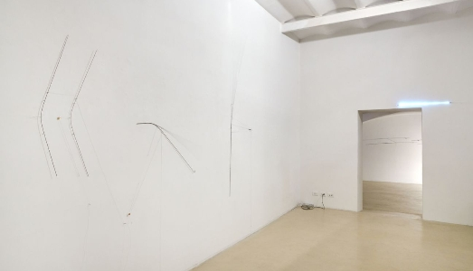 Fino al 30.VII.2019 | José Angelino, Corteggiamenti | Galleria Alessandra Bonomo, Roma