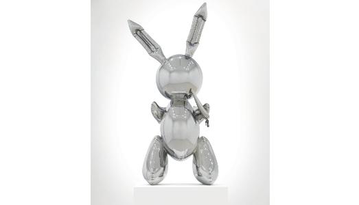 Il Rabbit di Koons da record