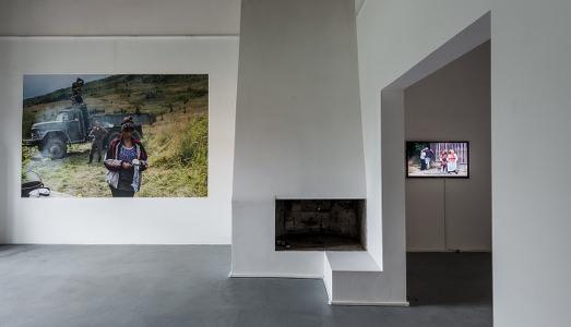 Fino al 15.XII.2015 | Lucia Nimcova & Martin Kollar, From Room to Roam | AlbumArte, Roma