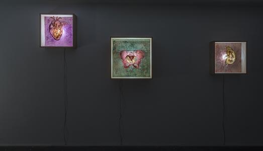 Fino al 20.VII.2018 | Las Mitocondria, De Hysteria. De Secretis Naturae | Albumarte, Roma
