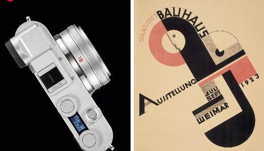 Leica celebra il centenario Bauhaus con una fotocamera da collezione