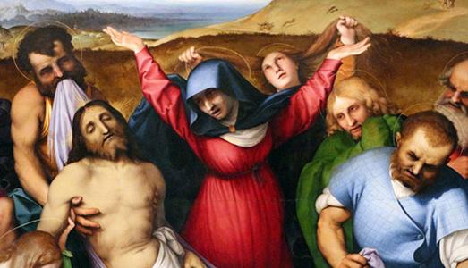 """Il """"caso"""" Lorenzo Lotto"""