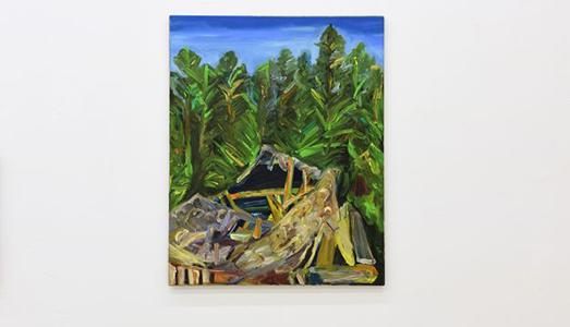 Fino al 9.IX.2017 | Matteo Fato – (SOMERSAULT) | Galleria Michela Rizzo, Venezia