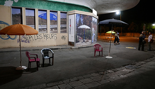 Fino al 28.X.2018 | The Life Of Things/ Ways Of Seeing The Urban Space | Alterazioni Video, Maurizio Buttazzo, Antonio Ottomanelli | Sedi varie, Lecce