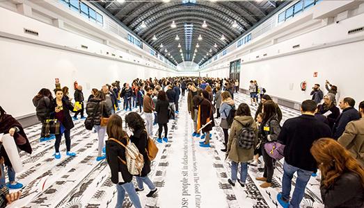 Fino al 20.VI.2017 | Ai Weiwei, Odyssey | ZAC / Zisa Arti Contemporanee, Palermo