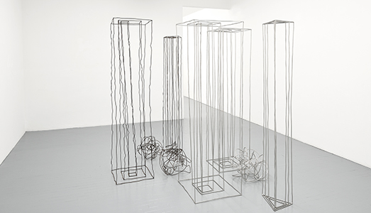 Fino al 31.I.2019 | Paolo Icaro: Alla ricerca dell'equilibrio perduto | Galleria Massimo Minini, Brescia